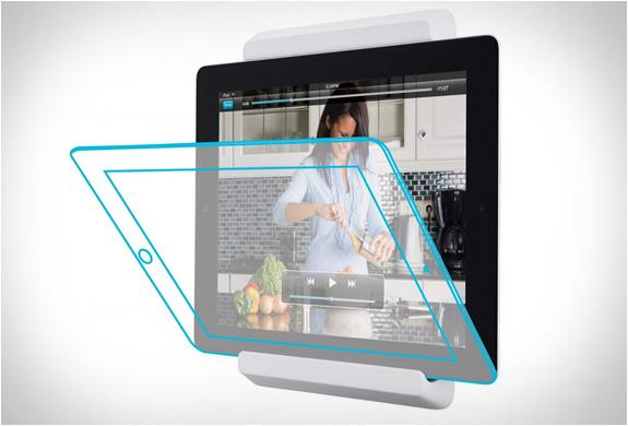 iPad 2 Halterung