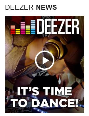 Musik-Streaming-Dienst Deezer kommt