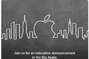 Apple steigt in den Bildungsbereich ein!