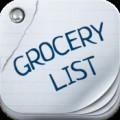 """Online-Einkaufsliste """"Grocery List"""" für iPhone"""