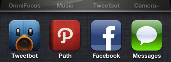 iOS Multitasking - ist die App an oder aus?