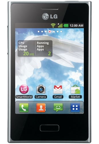 LG Optimus L3 kommt