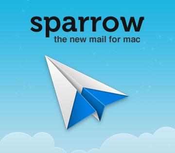 sparrow für iPhone