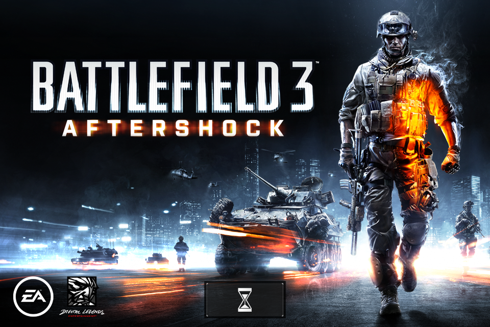Battlefield 3™: Aftershock für iOS veröffentlicht [Update]