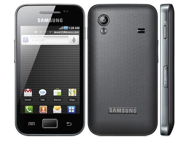 Samsung Galaxy Ace 2 kommt