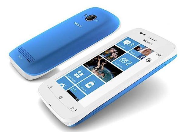 Nokia Lumia 710 veröffentlicht