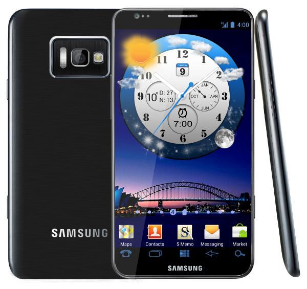 Samsung Galaxy S3: Veröffentlichung bei Olympia?