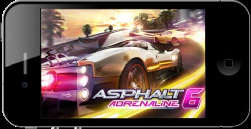 Asphalt 6: Adrenaline Update veröffentlicht