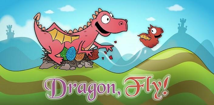 Tiny Wings-Klon Dragon, Fly! für Android veröffentlicht