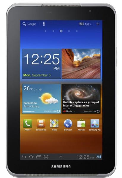 Samsung Galaxy Tab 7.0 Plus N um unter 350 Euro