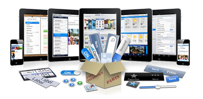 """Apple Anleitung zum """"bauen"""" einer iOS App"""