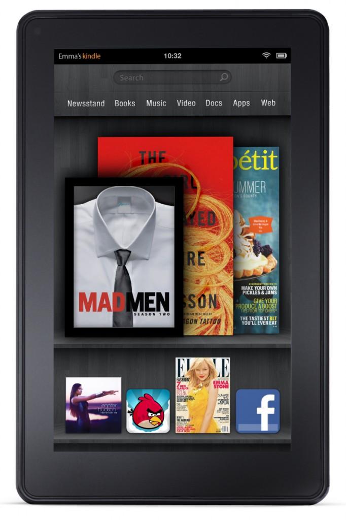 Amazon Kindle Fire mit 9-Zoll-Display kommt?
