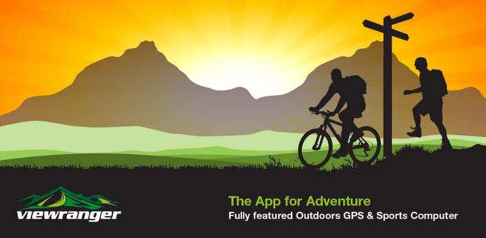 ViewRanger [Navigation] für Android gratis