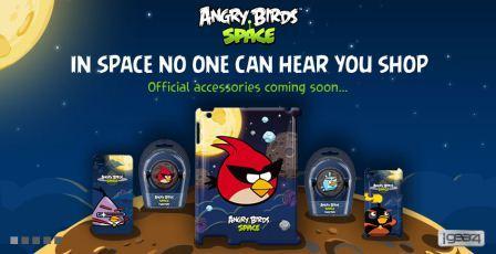 Angry Birds Zubehör