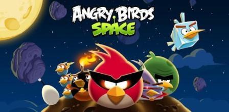Angry Birds Space für iOS und Android veröffentlicht