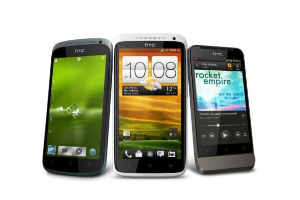 HTC One X, V und S können nun vorbestellt werden