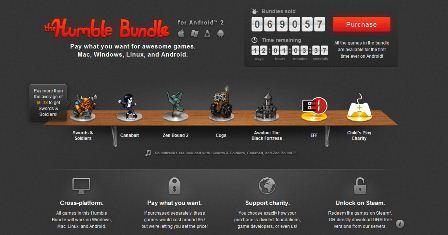 Humble Bundle for Android 2 veröffentlicht