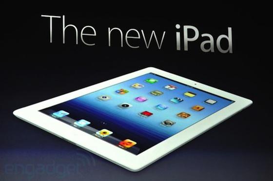 Das neue iPad 3 - Zahlen und Fakten