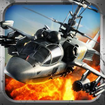 C.H.A.O.S Helicopter simulator für iOS und Android
