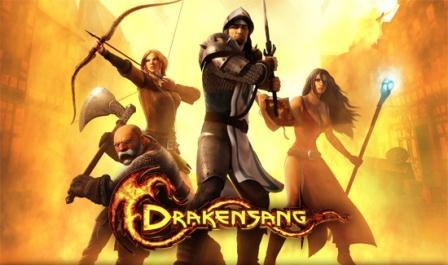 Drakensang jetzt auch im Browser spielbar