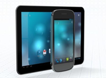 Google Online-Store bringt Nexus Tablet