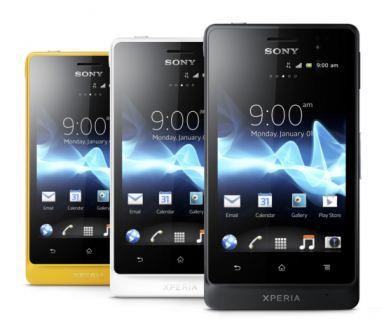 Sony Xperia Go veröffentlicht