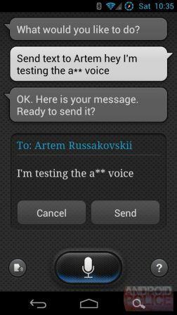 Samsungs Sprachassistent S Voice nun für alle ICS Geräte verfügbar