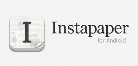 Instapaper für Android veröffentlicht