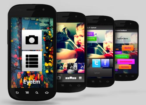 EyeEm - Die Photo-Community für iOS und Android