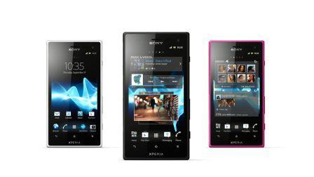 Sony Xperia acro S veröffentlicht