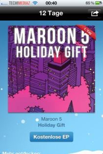 Maroon5 - Holiday Gift