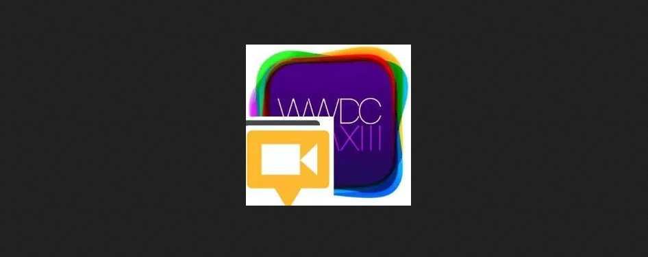 Hangout WWDC 2013