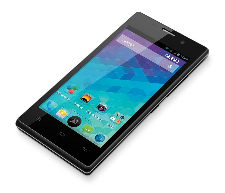 Allview_Qubo_Smartphone_Vorderansicht