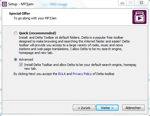MP3jam_Install
