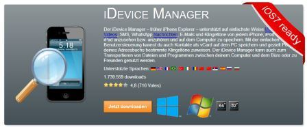 iDevice_Manager_Vers.3.0