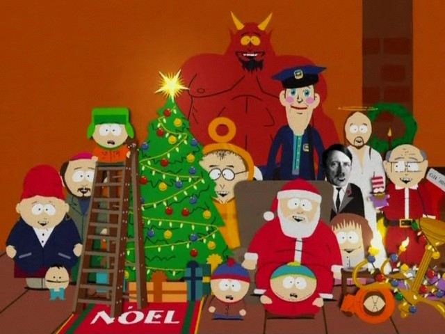 South Park Weihnachten