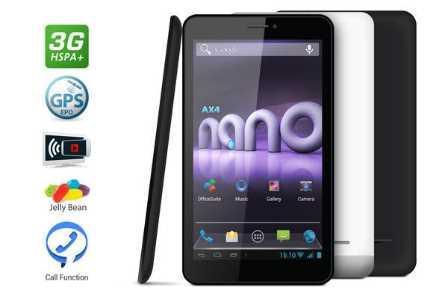 AX4 Nano Phablet