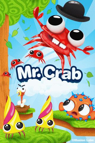 Mr. Crab-Scrrenshoot
