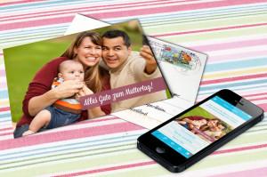 Mit einer Postkarten-App können eigene Fotos als echte Postkarte versendet werden. Foto: djd/Urlaubsgruss.com