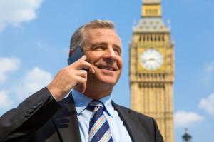 London calling: Für Telefonate aus dem EU-Ausland nach Deutschland gelten nun die gleichen Preise wie innerhalb Deutschlands.