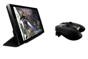 Das Nvidia Shield Tablet zeichnet sich durch einen besonders schnellen Prozessor aus. Erhältlich ab 299 Euro (UVP)