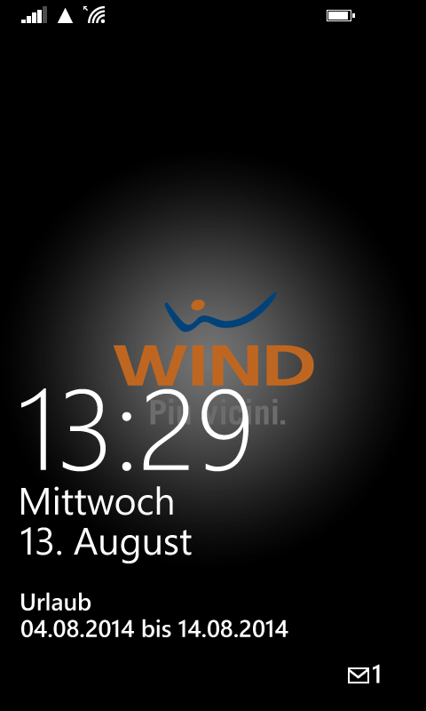 Windows-Phone-8.1-Sperrbildschirm