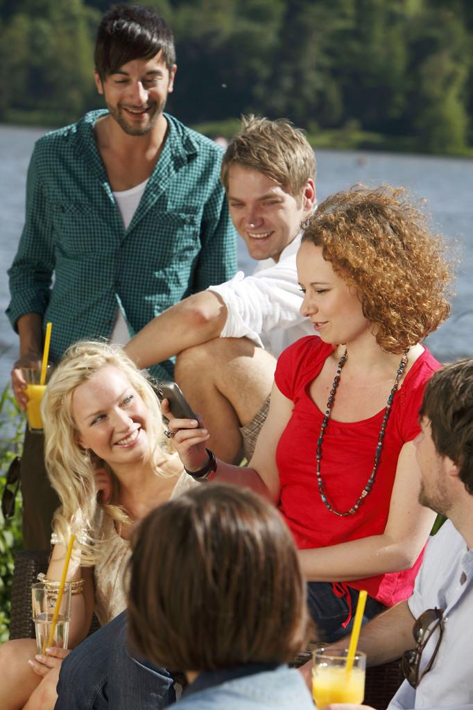 Dating-Apps: Per App zum neuen Partner?