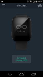 Weloop-Tommy-Smartwatch-App-Screenshot