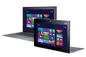 """Tablet und Notebook in einem: Sogenannte """"Convertibles"""" sind praktische mobile Geräte"""