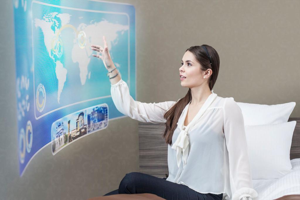 """Fast wie real: Anwendungen der """"Augmented reality"""" bieten vielfältige Möglichkeiten, von interaktiven Reiseführern über Spiele bis hin zum Onlineshopping."""