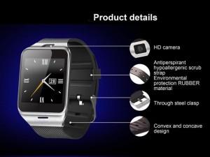Wichtige Angaben zur Smartwatch