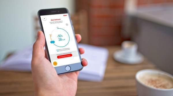 energiesparen app schafft transparenz tech mediaz. Black Bedroom Furniture Sets. Home Design Ideas