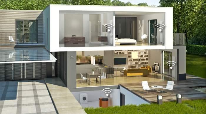 Intelligente Heiztechnik fuer das ganze Haus