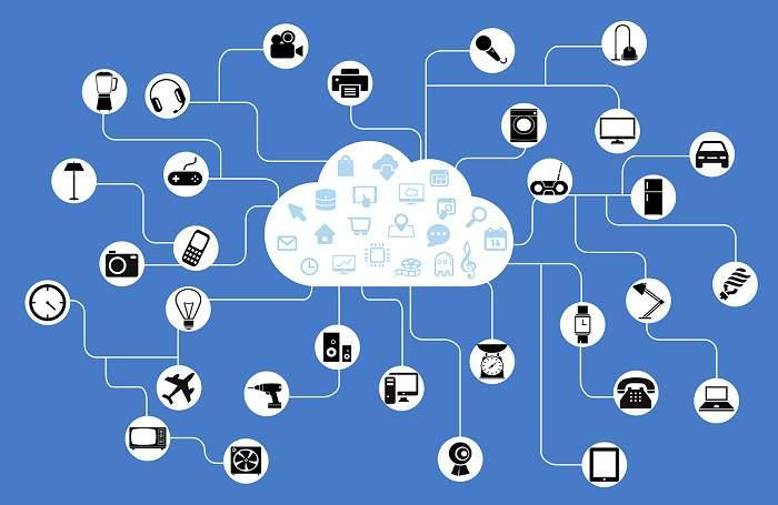 Smart Home internet-der-dinge